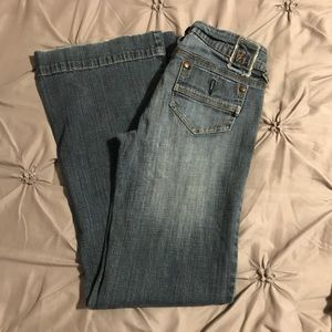 Hydraulic Jeans 7/8 x 30